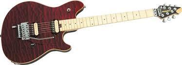 peavey wolfgang guitars