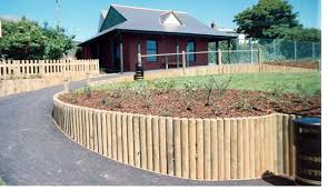 landscape timber projects