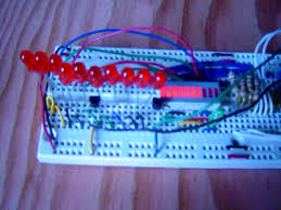 bargraph led