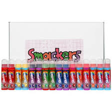 skittles lip smackers