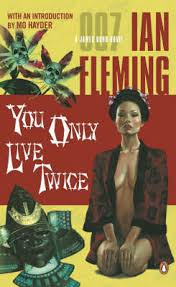 you only live twice book