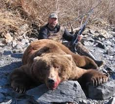 kodiak bear hunting