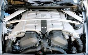 aston martin db9 engine