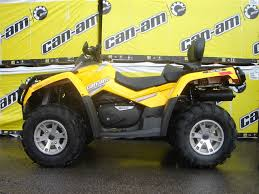 can am outlander 800 max