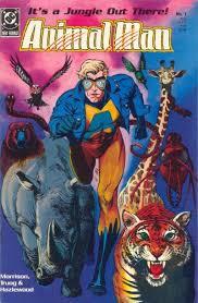 animal man morrison