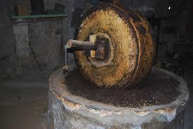 oil pressing