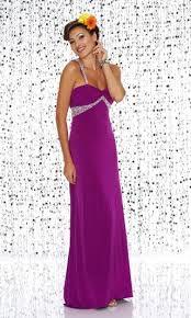empire waist evening gown
