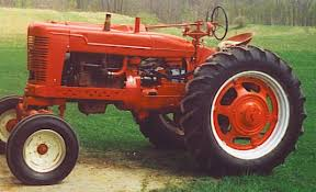m tractor