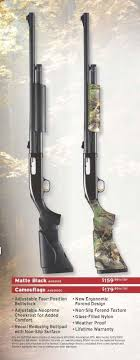 mossberg 500a stocks