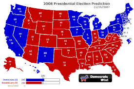 presidential election 08