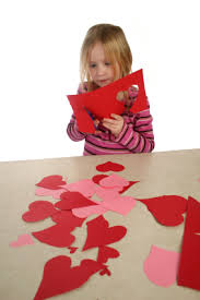 paper hearts crafts