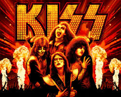 banda de rock kiss