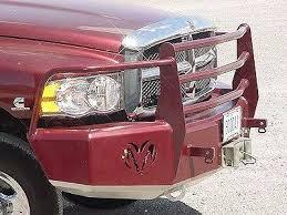dodge custom bumpers