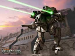 mechwarriors 4