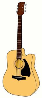 clip art guitar