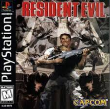resident evil for playstation 1