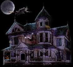 haunted houses images