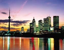 The Toronto skyline (image courtesy of thegazz.com)