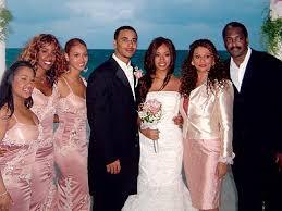 beyonce wedding photos