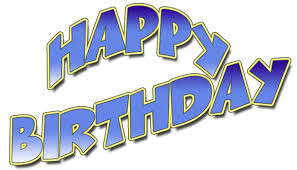 free happy birthday clip art