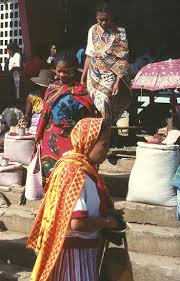 clothing of madagascar