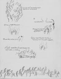 how do you draw fire