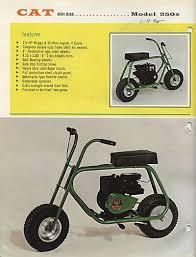 keystone mini bike