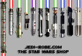 replica lightsabers