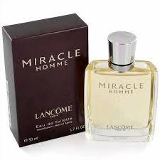 lancome miracle men