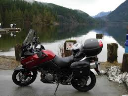 adventure touring motorcycle