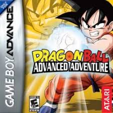 dragonball z gameboy advance