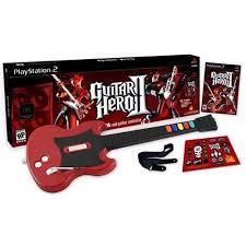 playstation guitar hero 2