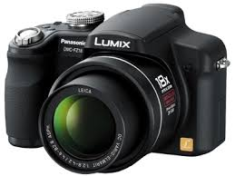 lumix panasonic dmc fz18