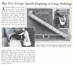 escape chute