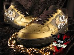 custom made air forces