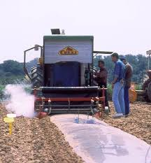 ضدعفونی خاک توسط بخار آب