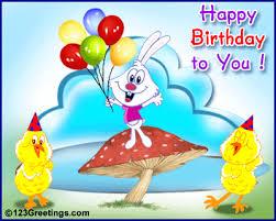 kids birthday e cards