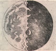 drawings of the moon