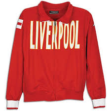 liverpool football jacket