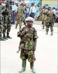 child soldiers africa