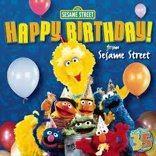 sesamestreet birthday