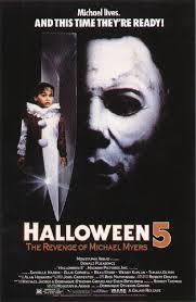 halloween 5 revenge of michael myers
