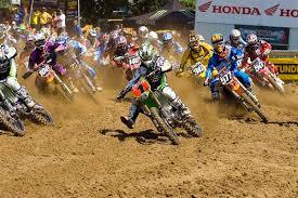 ama motocross racing