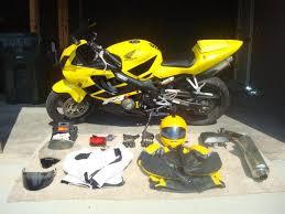 honda cbr motorcycles