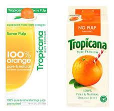 orange juice container