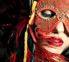 carnival mask designs