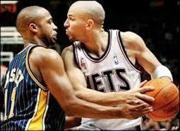 professional basketball players
