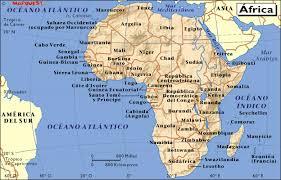 limites de africa