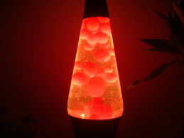 old lava lamps