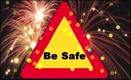 fire work safety